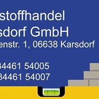 Baustoffhandel Karsdorf Gmbh