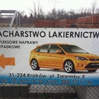 Blacharstwo - Lakiernictwo Pojazdowe AutoCare Kraków