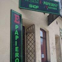 Eliquid shop epapierosy&akcesoria