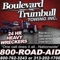 Boulevard Trumbull Towing