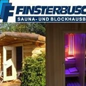 Finsterbusch - Saunabau Blockhausbau