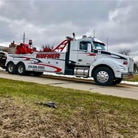 Team Kufner heavy truck rescue and transportation division