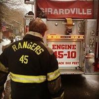 Rangers Hose Company, Girardville, Pa.