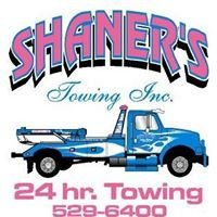 Shaner's Towing