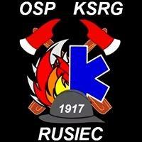 OSP KSRG Rusiec