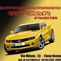 Autocarrozzeria GF CAR di Paradisi Fabio