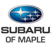 Subaru of Maple