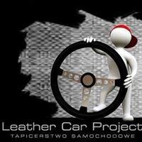Leather Car Project Tapicerstwo Samochodowe Łukasz Wasążnik
