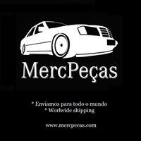 MercPeças - Peças Mercedes, novas e usadas