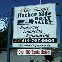 Michael Simonis' Harbor Side Boat Sales