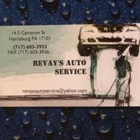 Revay's auto service
