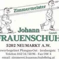 Zimmermeister Johann Frauenschuh GmbH