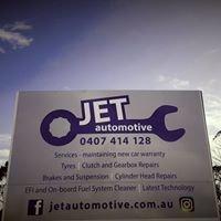 JET Automotive Mobile Mechanics