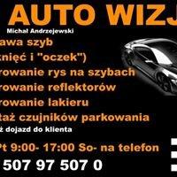Auto Wizja Michał Andrzejewski naprawa szyb i motokosmetyka