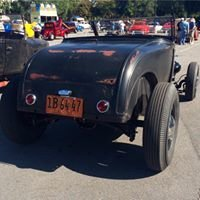 L.A. Roadsters Show And Swap Meet