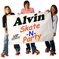 Alvin Skate -N- Party