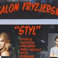 Salon Fryzjerski i Gabinet Masażu STYL