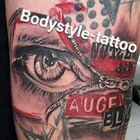 Bodystyle-Tattoo by Alex Herbold