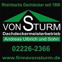 Von Sturm Dachdeckermeisterbetrieb