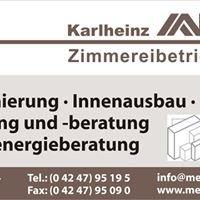 Karlheinz Meyer Zimmereibetrieb GmbH