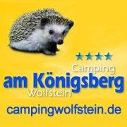 Camping am Königsberg Wolfstein