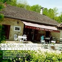 La Table des Forges