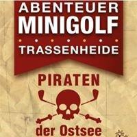 Piraten der Ostsee Abenteuerminigolf Trassenheide