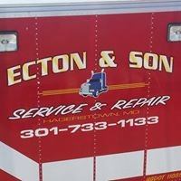 Ecton & Son truck repair and towing