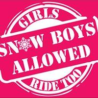 Snow Boys Allowed