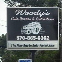 Woody's Auto Repairs & Restorations