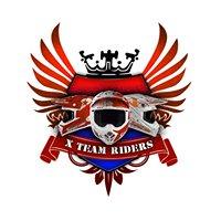 X Team Riders JB