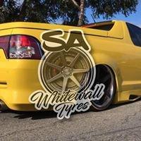 SA White Wall Tyres