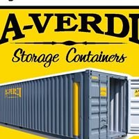 A-Verdi Storage Containers