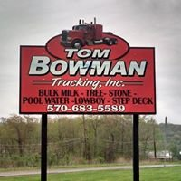 Tom Bowman Trucking, Inc.