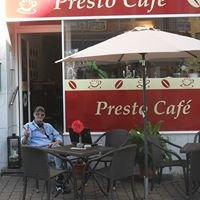 Presto Café Lounge