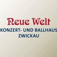 """Konzert- und Ballhaus """"Neue Welt"""""""