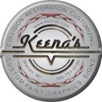Keena's Collision