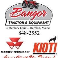 Bangor Tractor & Equipment