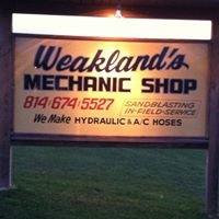 Weakland's Mechanic Shop & Weakland Wreckers