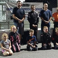 Kart Racing Speedway Series