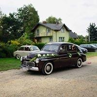 Warszawa M20 - Zabytkowe auto do ślubu