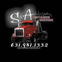 S&A Container Service Inc.