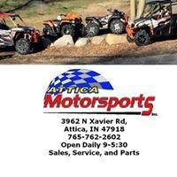 Attica Motorsports Inc.