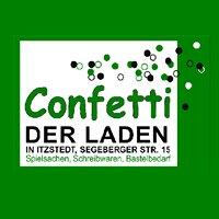 Confetti der Laden in Itzstedt