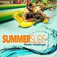 Summer Slide Rheine - Waldhügel