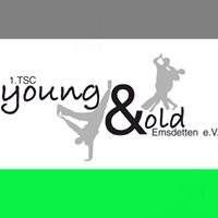 """1. TSC Emsdetten """"young and old"""" e.V."""