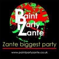 Paint Party Zante