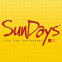 SunDays - Cafe Bar Restaurant