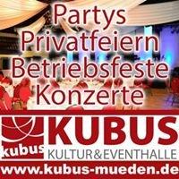 Kubus Kultur- & Eventhalle