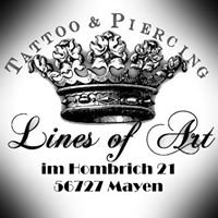Lines of Art Tattoo und Piercing
